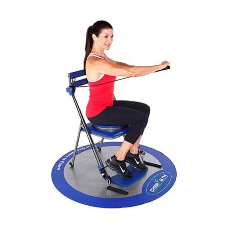 Chair Exercise System by Chair Exercise System With Seat And Workout