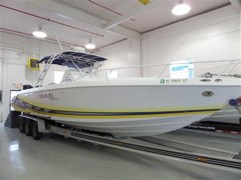 center console boats over 35 feet donzi 35 zfc 2005 for sale for 79 995 boats from usa