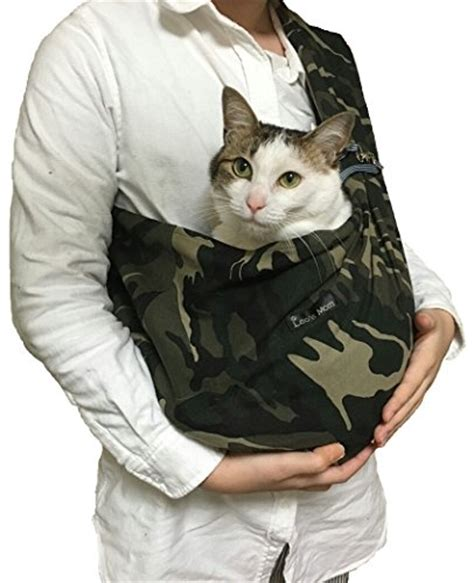 foldable pet cat carrier sling bag with safety leash http www dp