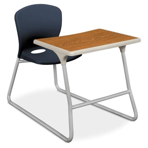 computer chair desk combo hon accomplish cl71hpb dual entry combo chair desk with