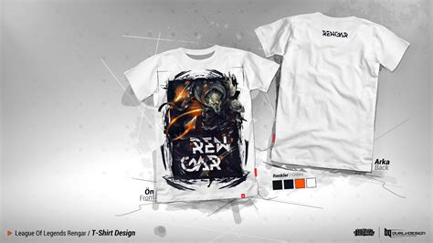 t shirt design wallpaper rengar t shirt design by durly0505 on deviantart