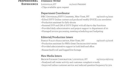 resume for an assistant to the art director susan ireland resumes