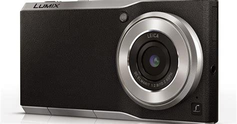 Handphone Panasonic Android harga panasonic lumix smart cm1 kamera berbasis