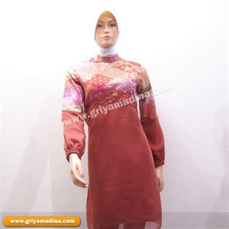 Kebaya Muslim Kebaya Modern Setelan Batik Wanita Dewi Sinta baju muslim wanita koleksi 98 madina griya busana muslim