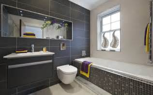 Grey Bathrooms Decorating Ideas 20 Refined Gray Bathroom Ideas Design And Remodel Pictures Brown Bathroom Grey Bathrooms And