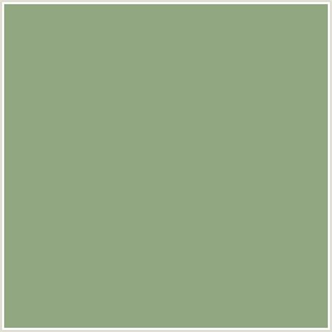 sage color 90a681 hex color rgb 144 166 129 green sage