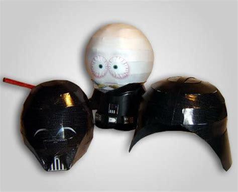 Darth Vader Mask Papercraft - papercraft south park darth vader