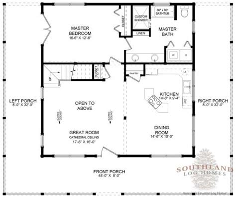 southland floor plan southland log homes floor plans house design plans