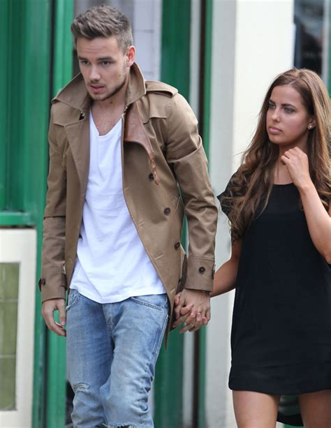 liam payne interview birthday boy chats about girlfriend liam payne cosies up to girlfriend sophia smith on