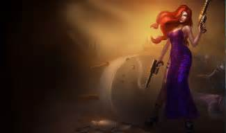 Miss fortune skins league of legends