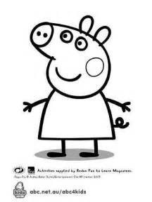 Peppa Pig Cake Template Free by Peppa Pig Template For Birthday Cake Cakes