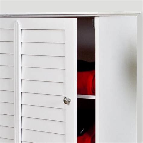 Louvered Cabinet by Standing Bathroom Louvered Cabinet World Market
