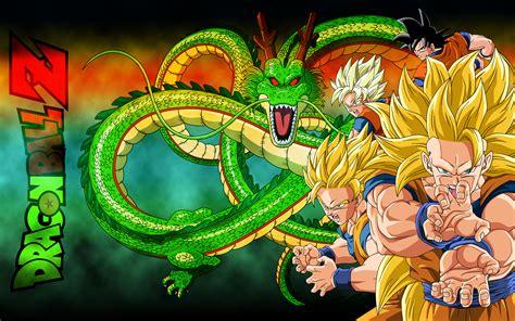 dragon ball vita wallpaper anime dragon ball z shenron goku fondo de pantalla