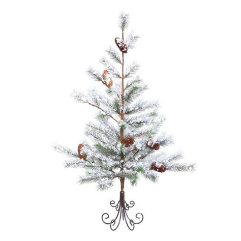 cyber monday vickerman christmas multi light show tree vickerman 372142 flocked tree