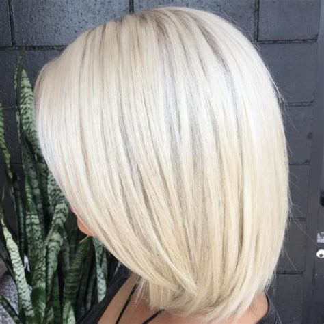shades of blonde for over 60 40 hair сolor ideas with white and platinum blonde hair