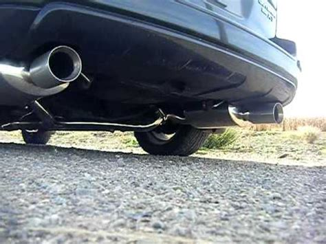 exhaust for subaru outback outback xt exhaust
