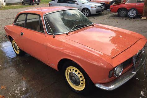 alfa romeo garage garage find 1965 alfa romeo giulia sprint gt