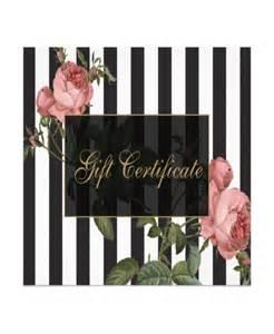 Gift Certificate Template Ai by Salon Gift Certificate Template 7 Free Pdf Psd Ai