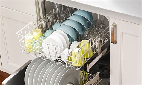 top rack of dishwasher not cleaning the correct way to load your dishwasher amana appliances