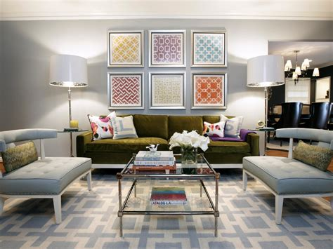 modern living room wall decor photo page hgtv
