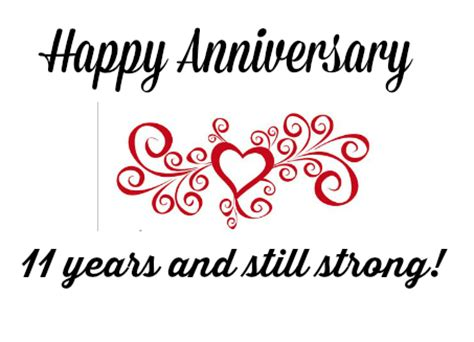 11 Years Wedding Anniversary Quotes For by 11 Yr Wedding Anniversary Quotes Quotesgram