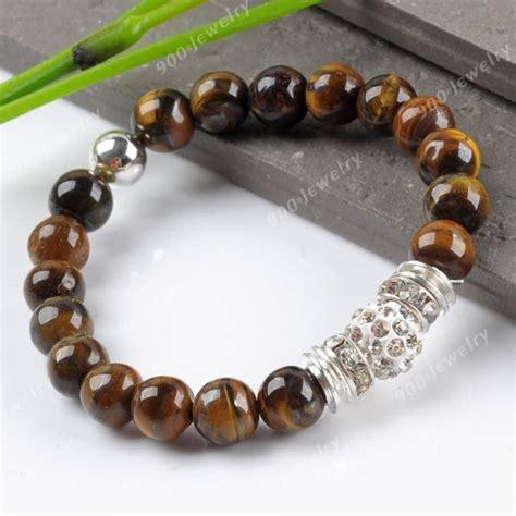 healing gemstone bead bracelet gemstone gem bead healing lucky stretchy