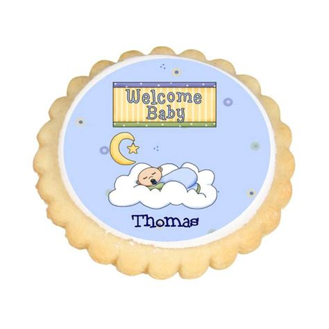 Decorations For Welcome Home Baby welcome baby boy cookies kiss cakes