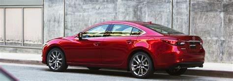 where does mazda come from what safety features does the 2017 mazda6 come with