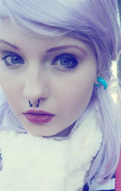 septum tattoo septum piercing www imgkid the image