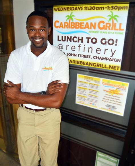 Uiuc Mba Salary by The Daily Illini Caribbean Grill Set To Open Permanent