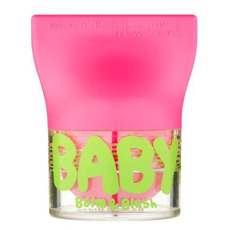 Maybelline Newyork Baby maybelline new york baby balm blush 3 5ml feelunique
