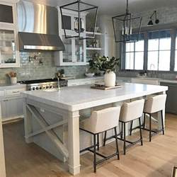 Cost To Replace Kitchen Countertops - 17 best ideas about kitchen islands on pinterest kitchen island with stools kitchen layouts