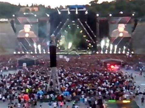 concerto vasco bologna 23 giugno vasco uomo semplice live kom 2013 bologna 23 giugno