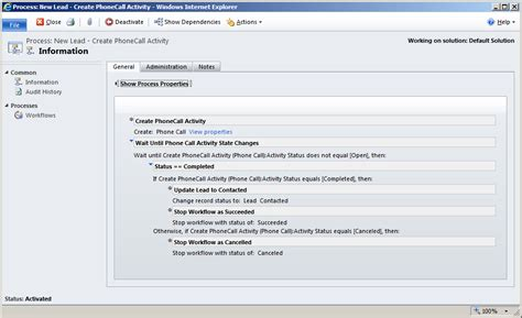 crm 2011 workflow ms crm basics microsoft dynamics tips tricks and