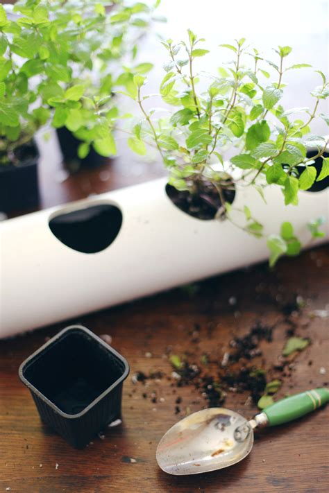 How To Make A Planter by Make A Floating Pvc Window Planter A Beautiful Mess