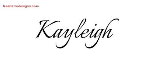 tattoo name kayleigh calligraphic name tattoo designs kayleigh download free