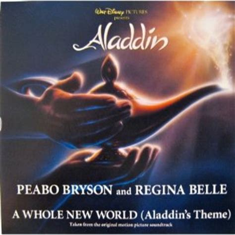 A Whole New World by Brad And Lea Salonga A Whole New World Studio