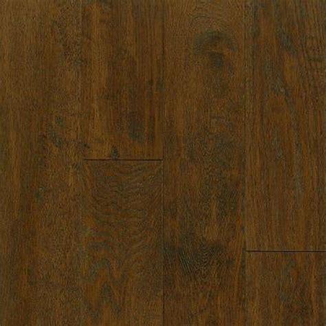 bruce take home sle american vintage mocha oak engineered scraped hardwood flooring 5 in