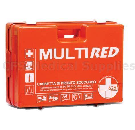 obbligo cassetta pronto soccorso pronto soccorso a bordo cosa serve oltre la cassetta