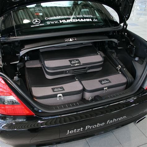 Mercedes Luggage by Mercedes Slk Luggage
