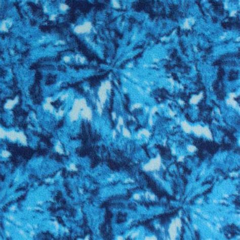 Dye Upholstery Fabric by Anti Pill Fleece Fabric Malibu Blue Tie Dye Jo