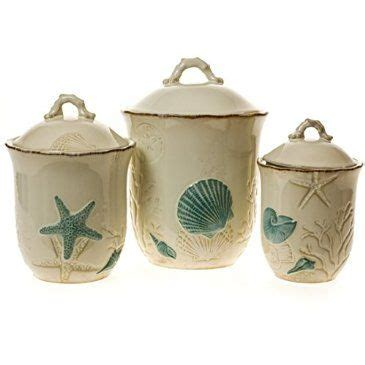 beach themed kitchen canisters pinterest the world s catalog of ideas