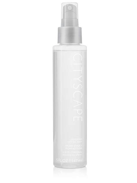 Limited-Edition Women's Cityscape Dry Oil Mist | Mary Kay