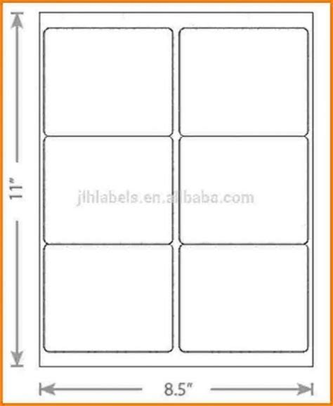 3 4 Label Template by Fashioned Avery Templates Labels Frieze Exle