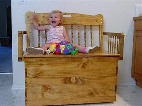 woodware childs bench toy box