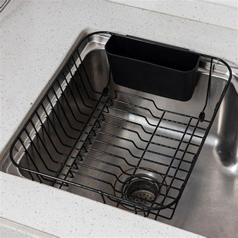 expandable dish drying rack   sink sink dish