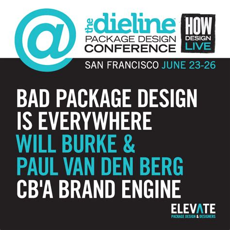 design is everywhere the dieline conference bad package design is everywhere
