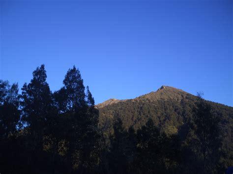 Karpet Gunung sisi keindahan gunung rinjani