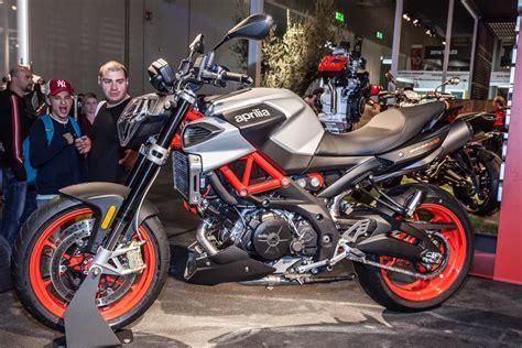 Aprilia Motorrad Forum by Aprilia Shiver 900 2017 Motorrad Fotos Motorrad Bilder