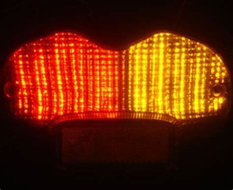 Bandit Lights by Suzuki Bandit 600 1200 Integrated Light 2000 2006